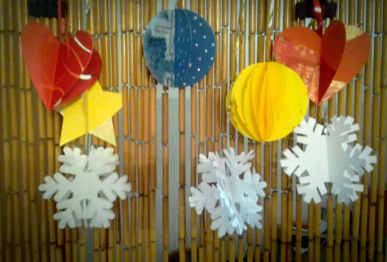 Laboratorio creativo di Natale