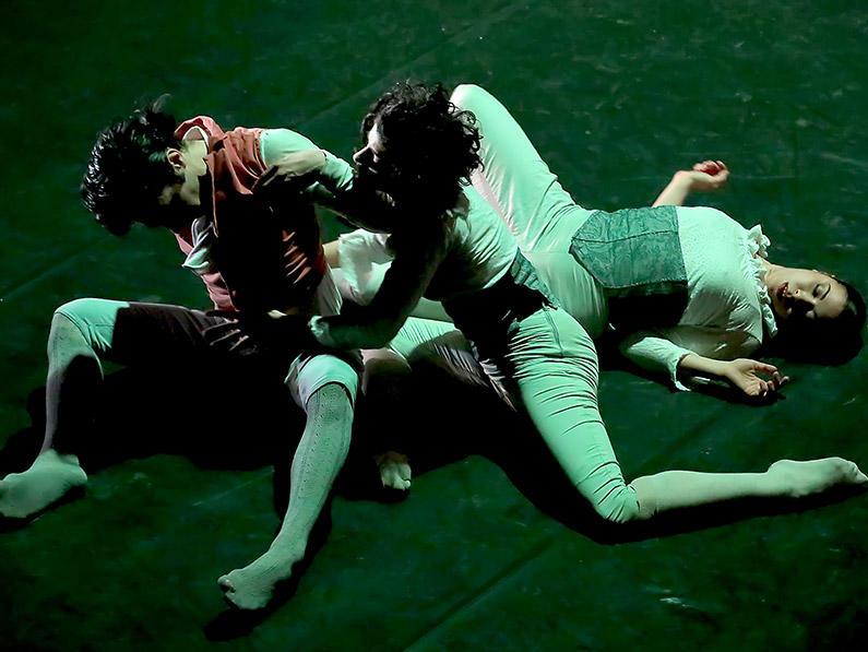 Spettacolo di Danza: Trittico - omaggio a Rossini